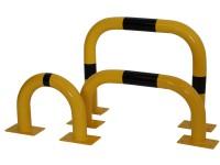 Rammschutzbügel aus Stahl