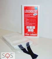 Löschdecke UNITEC 1000x1000 mm