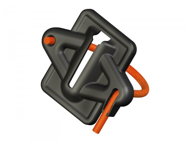 Skipper™ Wandcliphalterung mit Magnet / Kordel