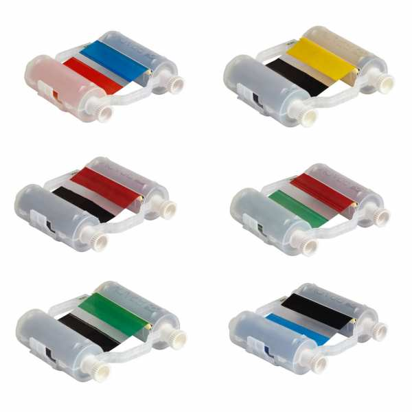 Brady zweifarbiges Farbband für BBP37 Drucker