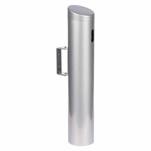 Wandascher TKG Smoker Aluminium pulverbeschichtet oder aus Edelstahl